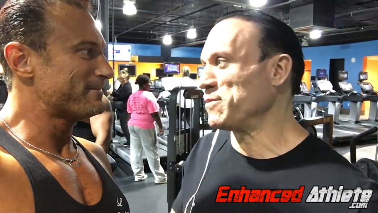 Bicep Site Injections | Dave Palumbo