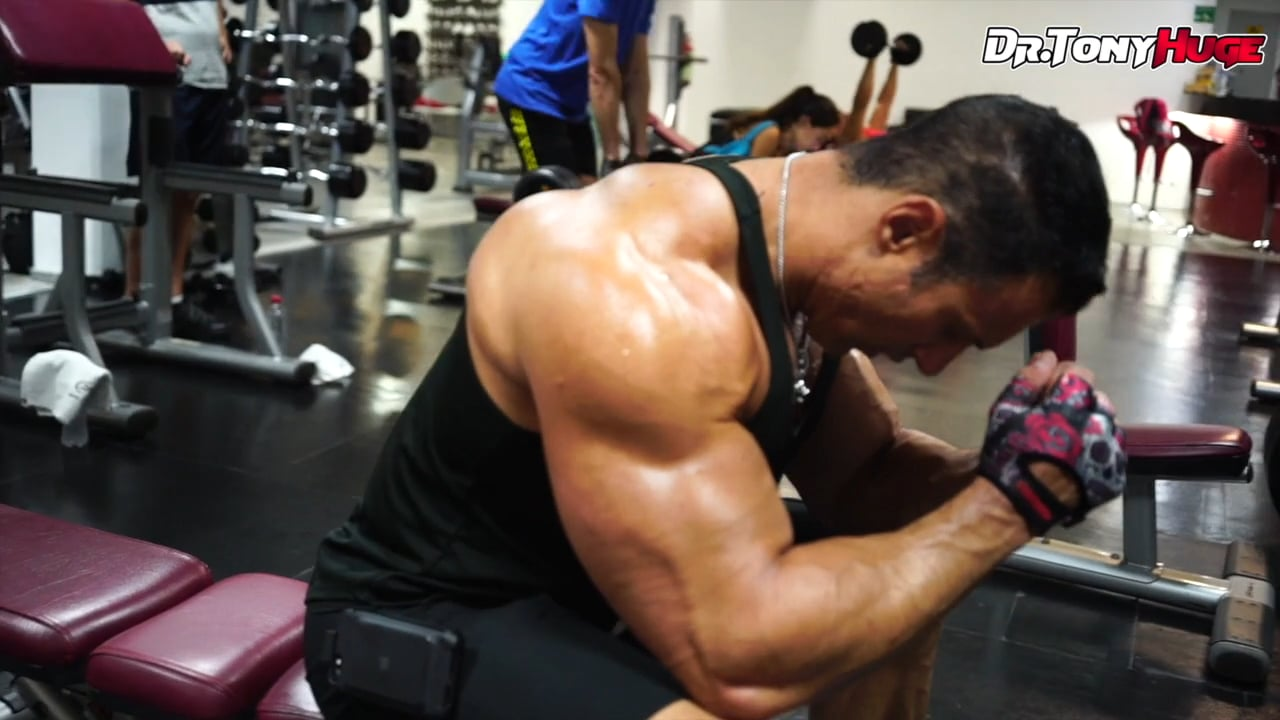 Graphic Content* Hydrogen Site Enhancement | Full Process | Anabolic TV