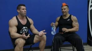 Training Philosophies with Bostin Loyd & Tyler Woosley