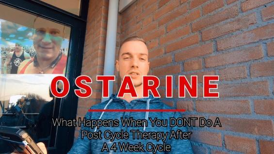 What If NO Pct after 10mg Ostarine (Mk2866) 4 week Cycle