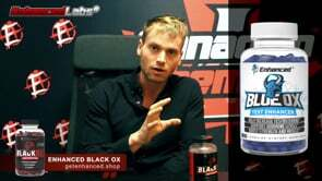Black Ox Super TEstosterone Booster | Enhanced Labs