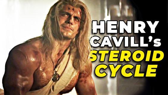 Henry Cavill's Steroid Cycle – What I Think He Took For Superman & The Witcher