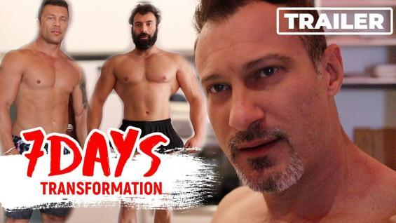 7 days Transformation Trailer | Muscle Factory Bangkok, Thailand