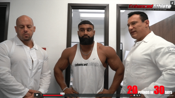 20 Pounds of Muscle In 30 days – Episode 5 | Enhanced Transformations